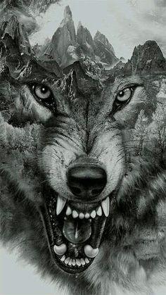 Суперский волк