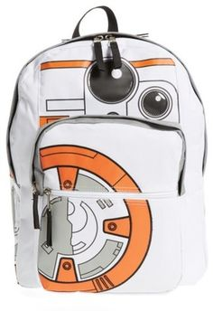 698e8b2f976d  disneystarwars  starwars  backpack  bb-8  kidsbackpack Orange Backpacks