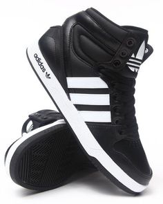 Buy Court Attitude Sneakers Men's Footwear from Adidas. Find Adidas fashions & m. Sneakers Mode, Shoes Sneakers, White Sneakers, Women's Shoes, Hightop Shoes, Sneakers Adidas, Black Shoes, Adidas Fashion, Sneakers Fashion
