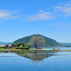 Ternate Island. Alor. Flores. Indonesia Natural Beauty, Travel Destinations, River, Island, Adventure, Nature, Outdoor, Viajes, Road Trip Destinations