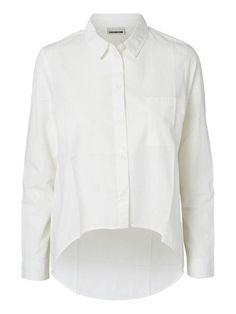 Dropped back shirt from Noisy may