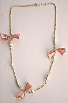 JCrew-Inspired Necklace Tutorial