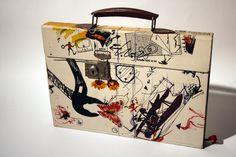 Jean Tinguely - bei Tinguely Jean - Jahrgang Objekt 1973 Meta-Zeichnung 1974