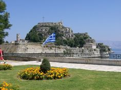 Old Fortress. - Corfu, Kerkyra, been there 4.7.2013