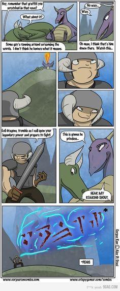 skyrim video-games
