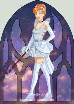 Disney Kingdom Hearts Cinderella