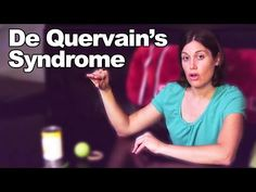De Quervain's Syndrome Stretches, aka Blackberry Thumb - Ask Doctor Jo - YouTube