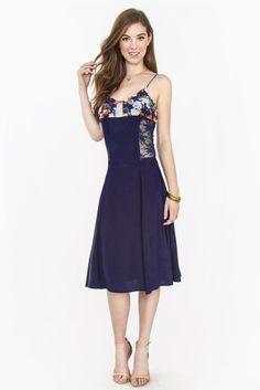Sugarlips Bloom Break Dress #MyLuluCloset #Sugarlips #Dresses