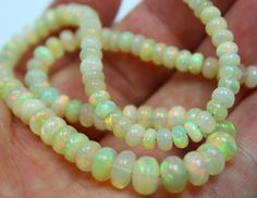 65 CTS ETHIOPIAN WELO 100% NATURAL OPALBEADS TOP COLORPLAY C314