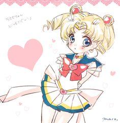 Pretty Guardian in a Sailor Suit Sailor Moon Usagi, Sailor Moon Art, Sailor Jupiter, Sailor Moon Crystal, Sailor Venus, Sailor Mars, Old Anime, Anime Manga, Princesa Serena