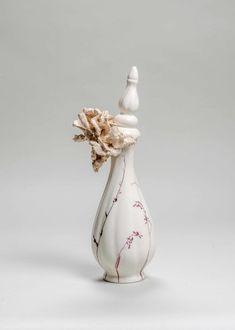 Burçak BINGÖL Contemporary Ceramics, Vase, Home Decor, Homemade Home Decor, Flower Vases, Jars, Decoration Home, Vases, Interior Decorating
