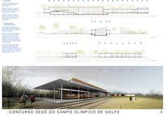 Sede do Campo Olímpico de Golfe – Menção Honrosa 302 - 03