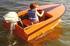 Best Lil' Speedboat for the kids?