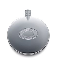 VOYAGER EXPEDITION FLASK WITH COMPASS Stainless Steel Detail