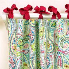 Sugar Baby Curtain Panels - Set of 2
