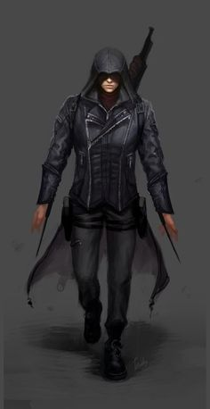 Read Bio from the story Vale's Assassin by DrexhunterCross (Drexhunter) with reads. RWBY X Assassin's Creed Y/N = Your Name Assassins Creed Kostüm, Character Concept, Character Art, Assasins Cred, Modern Assassin, Assassin's Creed Black, Assassin's Creed Wallpaper, All Assassin's Creed, Assassin's Creed Brotherhood