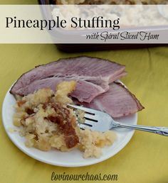 Pineapple Stuffing w