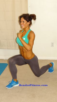 Fit 2 Sweat Workout and NPC Bikini Contest Results Update. Full body home workout to get your body in shape, fit and ready for summer! Plus over 300 other free workouts you can do at home!