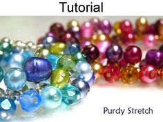 Beading Pattern Bracelet Tutorial Beaded by SimpleBeadPatterns