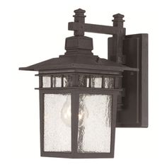 Nuvo Lighting Cove Neck 1 Light Wall Lantern