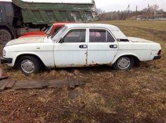 Продам ГАЗ-31029 на запчасти