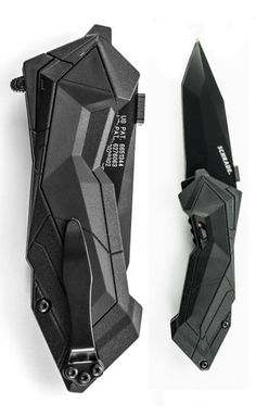 Schrade SCHA3BS M.A.G.I.C. Assisted Opening Liner Lock EDC Folding Knife Blade - Everyday Carry Gear Knife