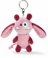 Monster Keyring - Pink