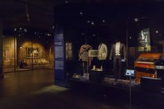 Visit the Nureyev Collection of costumes and personal items at the CNCS in Moulins, France.