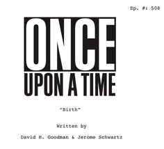 Here's another #OnceUponATime #titlespoiler -- hope to see ya tomorrow night for the season 5 premiere! (5x08)