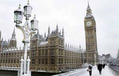 A dream to know London, in particular the English Parliament.