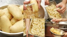 how to make perfect chips