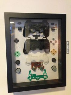 What can you do with a broken PS2 controller