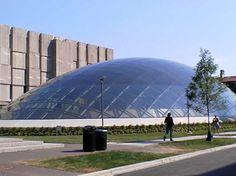 University of Chicago -- Joe and Rika Mansueto Library