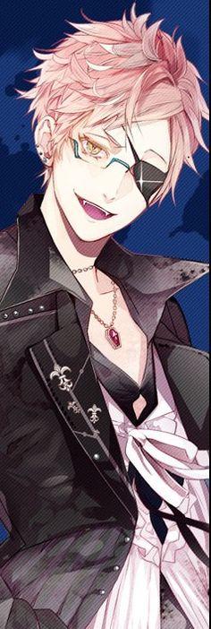 Shin Tsukinami ( Diabolik Lovers - season 2 )