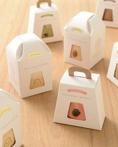 Next image >> (mini cookies packaging)