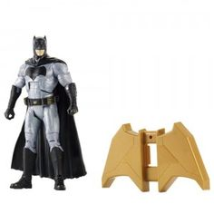 Gotham City's Dark Knight is heading to Metropolis in the new movie, Batman v Superman: Dawn of Justice. The DC Comics Multiverse: Batman v Superman: Batman figure, from Mattel, is the 6.5-inch Batman action figure from the movie see it all on ttpm.com