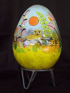 Papier Mache Eggs from Mexico