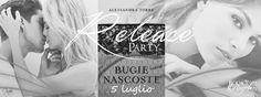 Atelier di una Lettrice Compulsiva: Release Party: Bugie Nascoste di Alessandra Torre
