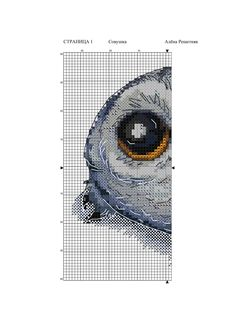 Photo Cross Stitch Owl, Cross Stitch Boards, Cross Stitch Alphabet, Cross Stitch Animals, Counted Cross Stitch Patterns, Cross Stitching, Cross Stitch Embroidery, Cross Stitch Collection, Wall Photos