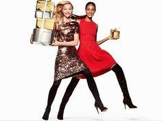 Hilary Blonde: H & M prepara sus campañas para Navidad 2014