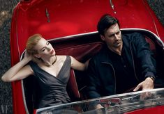 The author learns about the struggle of Mad Men creator (and former Sopranos writer) Matthew Weiner, the casting of Jon Hamm and January Jones as Don and Betty Draper, and the obsession that fuels each episode.