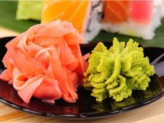 The wasabi you're used to probably isn't real wasabi — here's what you're actually eating - The wasabi served alongside your sushi is most likely horseradish and mustard dyed green — unless you're in Japan.  Join the conversation about this story »