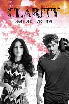 Claire and Shane from Morganville Fan Fiction. Visit my profile for more details. http://www.wattpad.com/user/GhostxWind