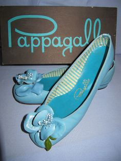VINTAGE 70's PAPPAGALLO SHOES -just like mine