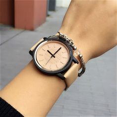 Classic 2017 New Fashion Simple Style Top Famous Luxury brand quartz watch Women casual Leather watches hot Clock Reloj mujeres Harajuku, Joker, Classic Style Women, Classic 2016, Fashion Watches, Women's Watches, Quartz Watch, New Fashion, Swag Fashion