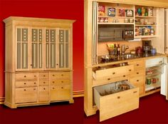 Armoire Kitchen Is Everything You Need, Minus Cooking Lessons