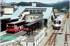 ユニバーサルな新しい駅のスタイル画像