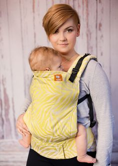 Cari Slings 'Tigress Madeline' TULA BABY CARRIER
