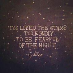 I've loved the stars... - http://aboutgalileo.com/?p=120