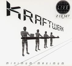 KRAFTWERK   MINIMUM-MAXIMUM